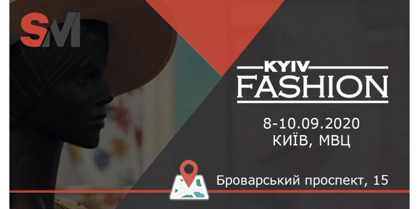 Фотозвіт з виставки KYIV FASHION 2020