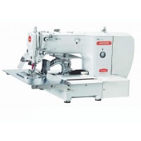 BRUCE BRC-T2210-F3-D машина циклічного шиття з від'їзною пневматичною притискною лапою, робоче поле 220х100 мм