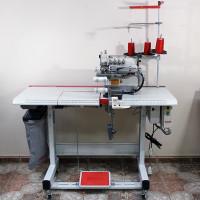 BRUCE BRC-5114TD-М03/333/KS/FR06 универсальное рабочее место для вшивания поясов и горловин в закрытые проймы