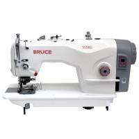 BRUCE BRC-5558G-T промислова швейна машина для окантовки з попередньою підрізкою края матеріалу