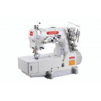BRUCE BRC-562ADI-02BBx356 многофункциональная плоскошовная машина 3в1