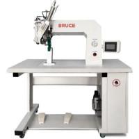 BRUCE BRC-6200 промислова машина для герметизації (проклейки) швів з двома активними роликами
