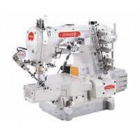 BRUCE BRC-664BDII-01GBx356UT плоскошовна машина з циліндричною платформою та автоматичними функціями