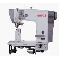 BRUCE BRC-6692 2-голкова колонкова машина з роликовим просуванням матеріалів