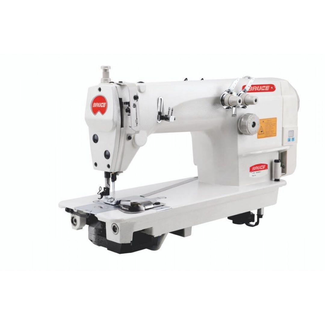 BRUCE BRC-8558WD-1 промышленная 2-игольная швейная машина цепного стежка