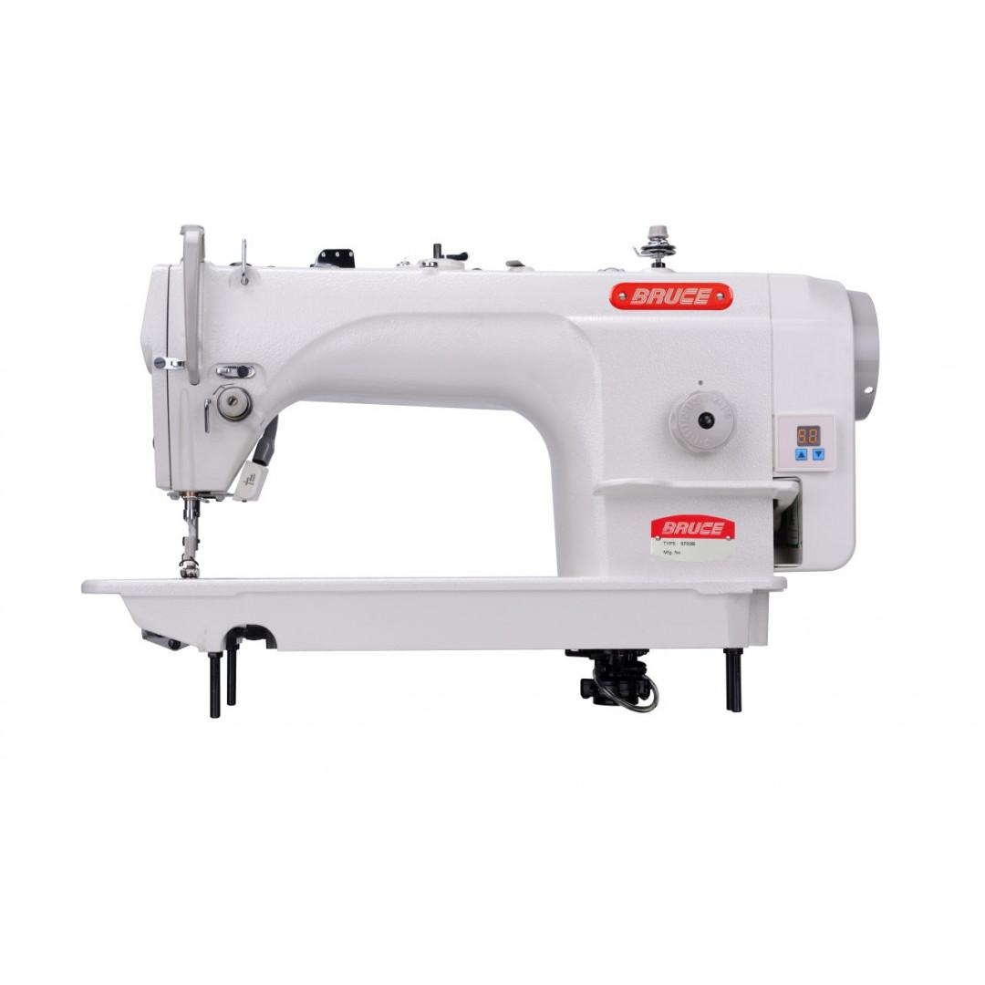 Промислова швейна машина з вбудованим серводвигуном BRUCE 9700BP б/в