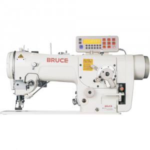 1-3х прокольний зигзаг BRUCE BRC-2284B-4E з автоматичною обрізкою ниток