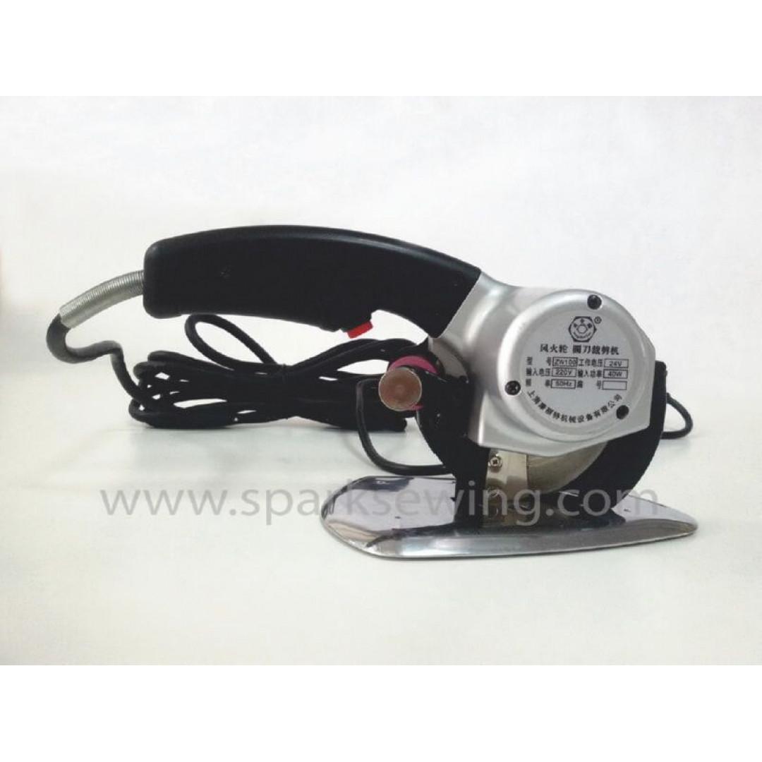 FHL-ZW100 дисковый раскройный нож на сервоприводе-2