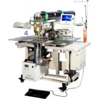 GML904-G-SJ-308 швейний автомат для пошиття прорізних кишень з лазером