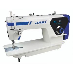 JAKI H1-7MM, промислова швейна машина з вбудованим серводвигуном для легких та середніх матеріалів, довжина стібка до 7 мм