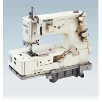 Kansai Special HDX1101 промышленная машина 1-игольная машина цепного стежка для над тяжёлых материалов