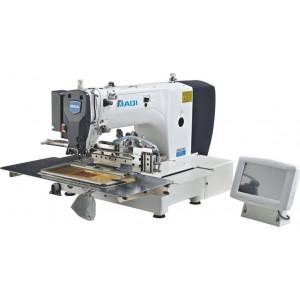 MAQI LS-T2210G-02A машина циклического шитья с пневматической отъёздной прижимной лапкой и рабочем полем 220х100 мм