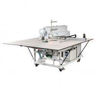 MAQI M928-EM-XM-B-LC програмована машина циклічного шиття з лазером, робоче поле машини 1300 х 840 мм