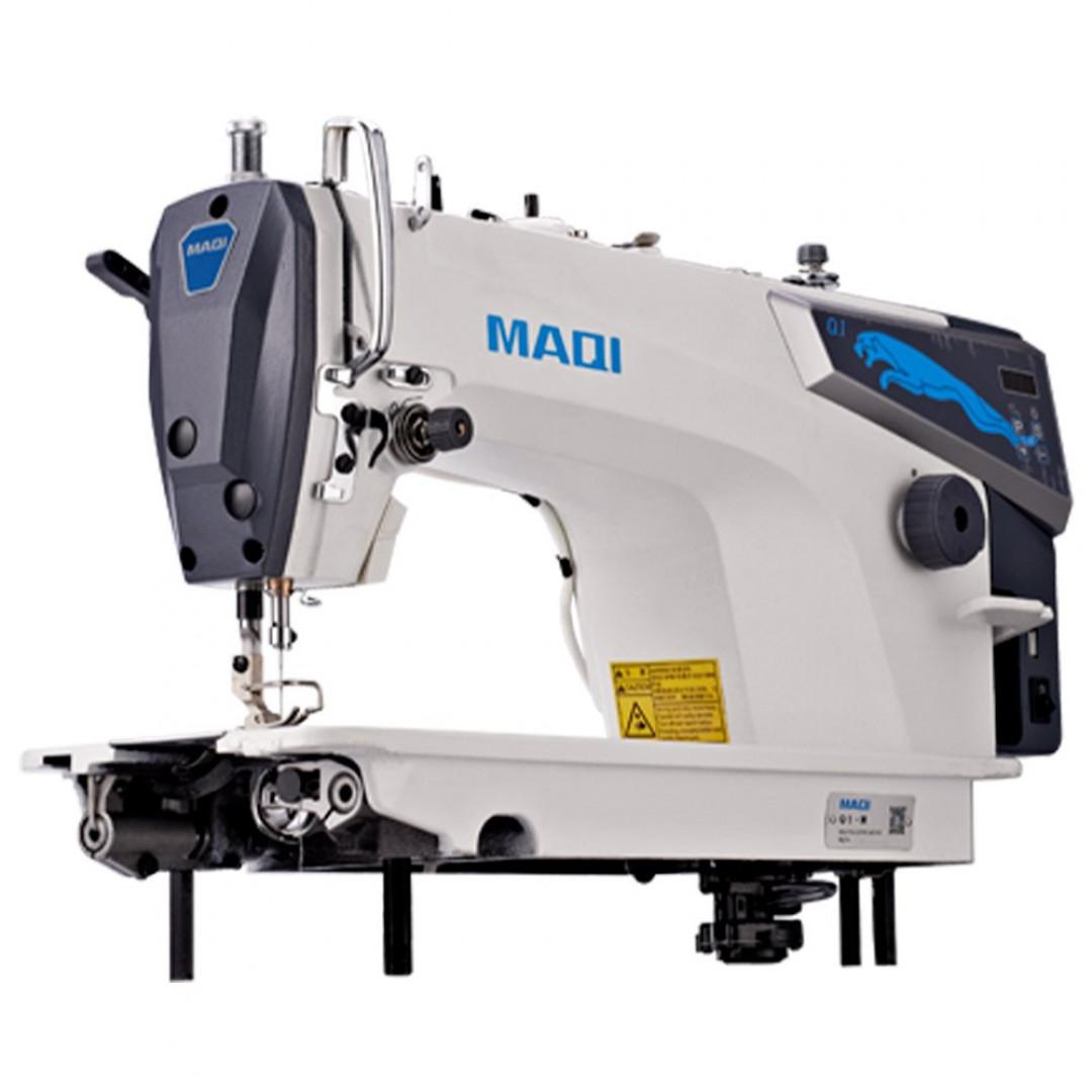 MAQI Q1-H, безшумна промислова швейна машина