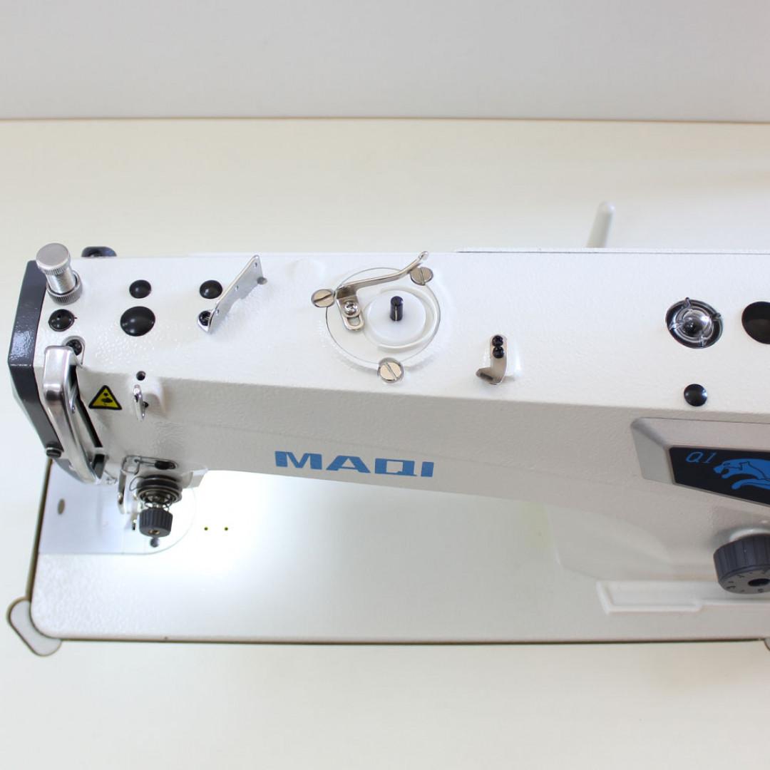 MAQI Q1-M промислова швейна машина з прямим приводом та позиціонером голки, для легких та середніх матеріалів-3