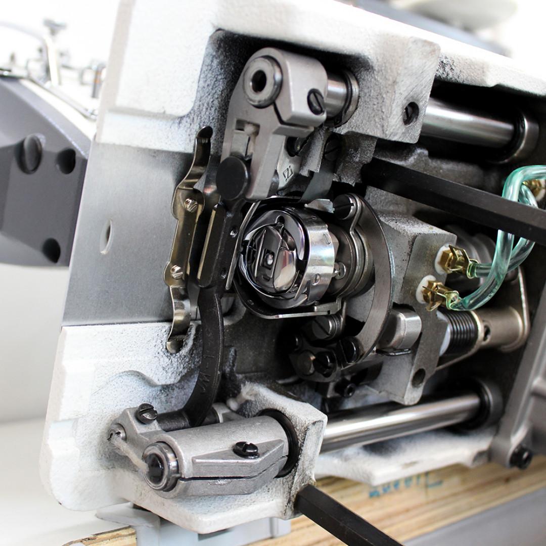 MAQI Q6-M-5N-II промышленная швейная машина с автоматическими функциями и коротким кончиком нитки после обрезки, закрытым масляным картером-7