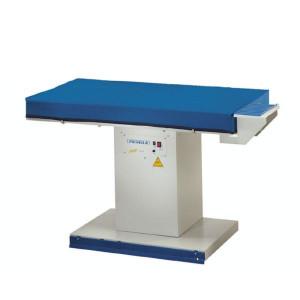 PRIMULA ECO FL 1360, прямокутний прасувальний стіл з підігрівом поверхн та вакуумним відсмоктуванням повітря