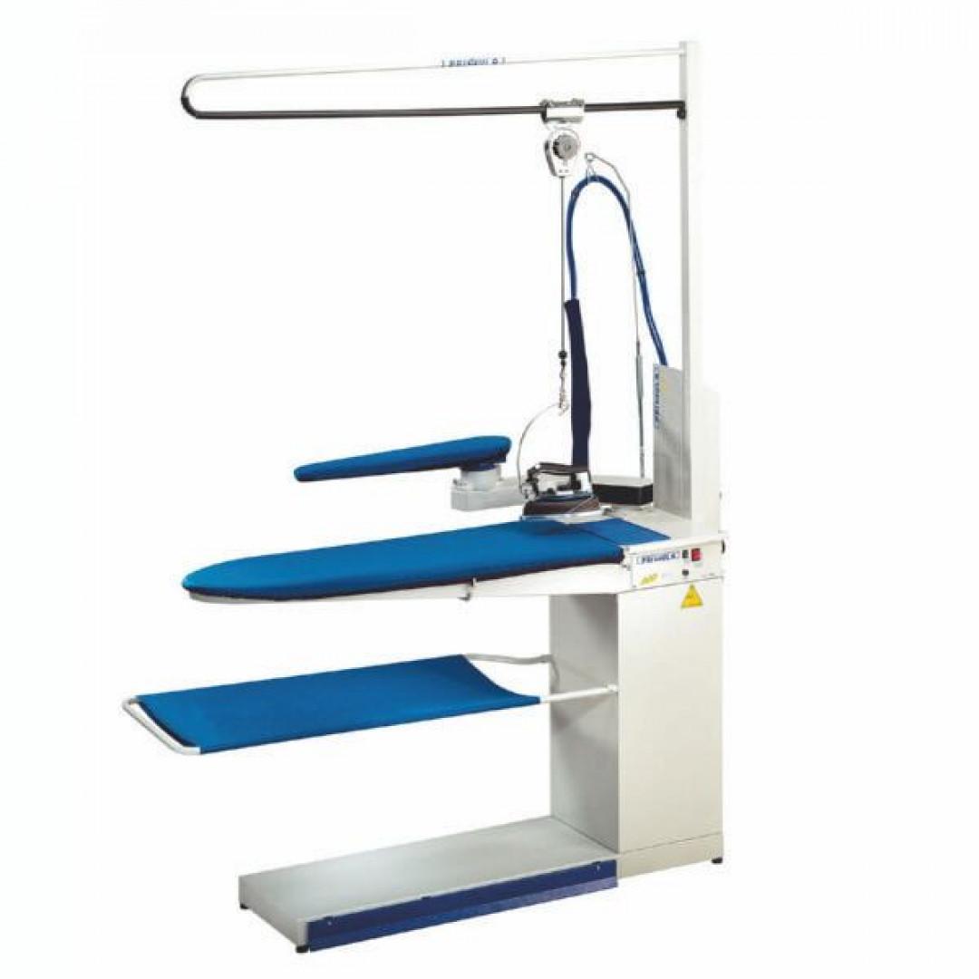 PRIMULA ECO DOB 3711, 230V, консольный гладильный стол с подогревом поверхности, вакуумным отсосом воздуха-2