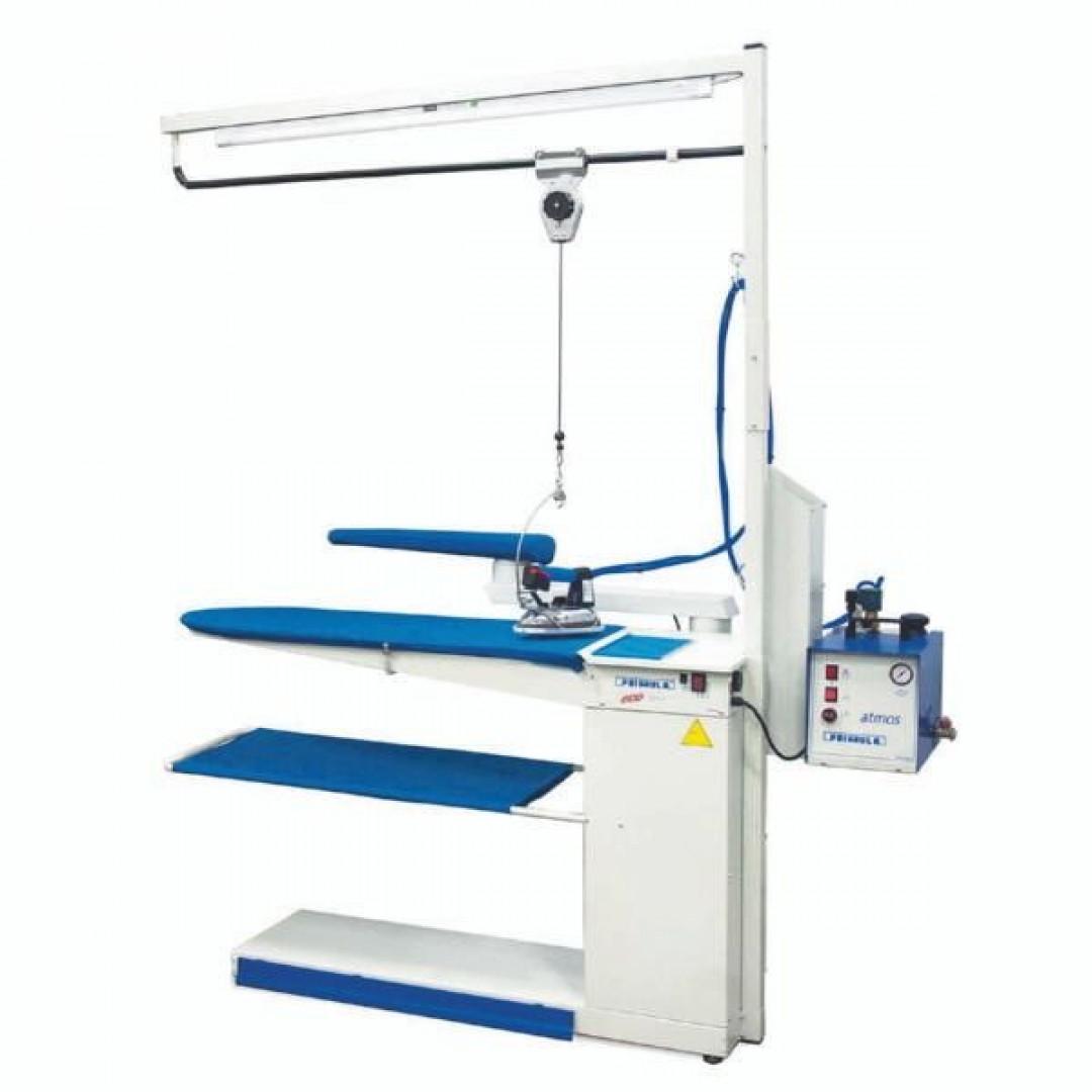 PRIMULA ECO DOB 3711, 230V, консольный гладильный стол с подогревом поверхности, вакуумным отсосом воздуха-3
