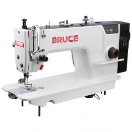 BRUCE Q5, промислова швейна машина з вбудованим серводвигуном та позиціонером голки, для легких та середніх матеріалів