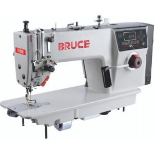 BRUCE R5 промышленная 1-игольная швейная машина автомат с датчиком обрыва ниток