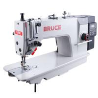 BRUCE R2-4CHZ, промислова швейна машина з автоматичними функціями для середніх та важких матеріалів