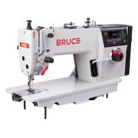 BRUCE R3-4CQ-7 промислова швейна машина автомат для легких-середніх матеріалів