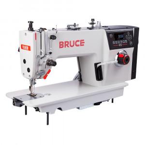 BRUCE R3-CHQ-7 прямострочна швейна машина автомат для середньо-важких матеріалів з довжиною стібка до 7мм