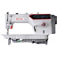 BRUCE R6F, безпосадочна прямострочна швейна машина