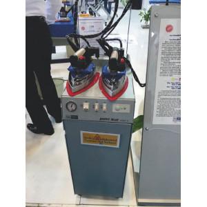 промышленный парогенератор на 2 робочих места