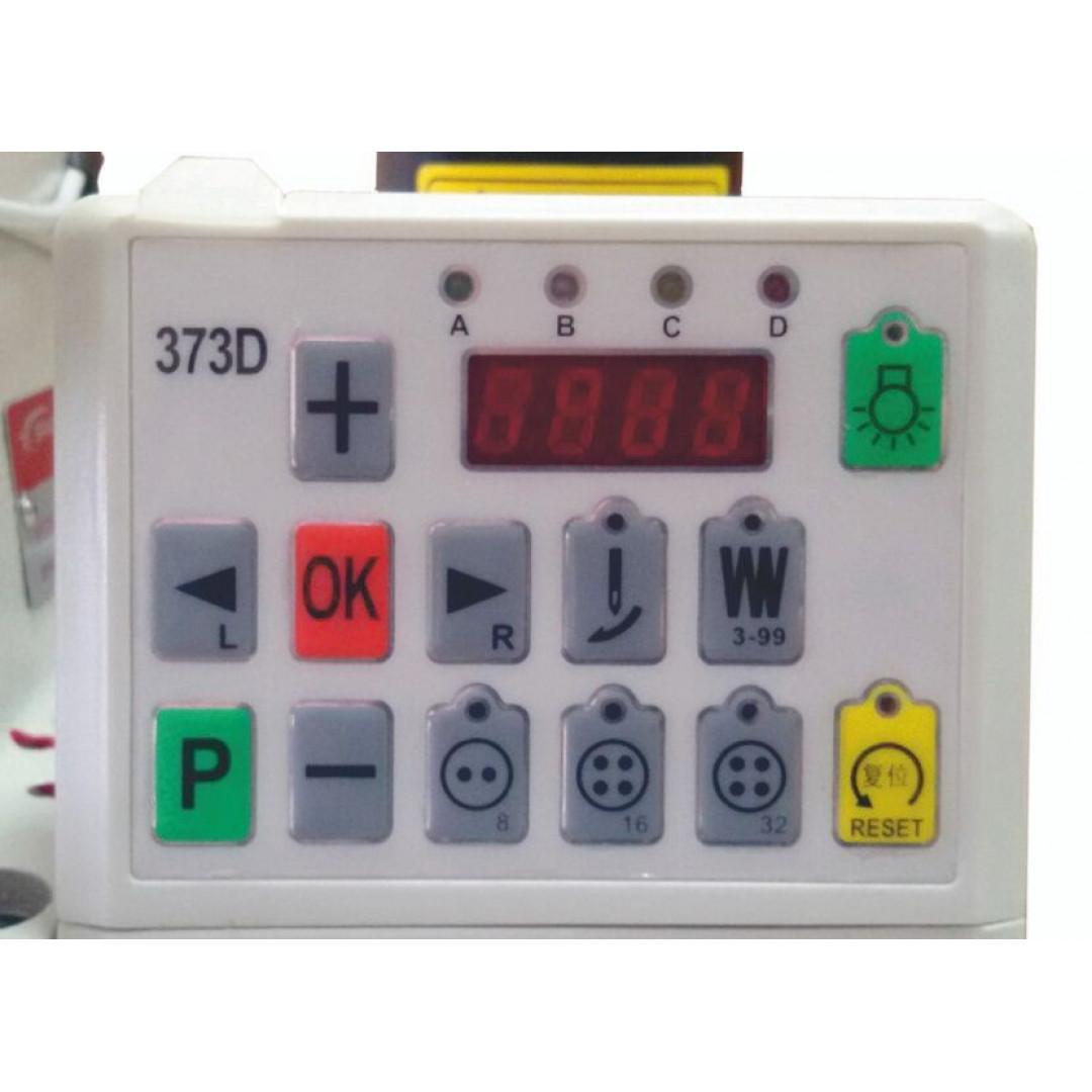 """SPARK BML 373D промышленная пуговичная машина для пришиванния плоских пуговиц по схеме """"-"""", """"=""""-2"""