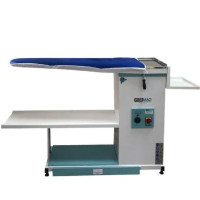 WERMAC C200 Professional консольный гладильный стол с подогревом и вакуумным отсосом воздуха