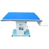 WERMAC C300 Professional прямоугольный гладильный стол с подогревом поверхности и вакуумным отсосом