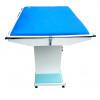 WERMAC C300 Professional прямокутний прасувальний стіл з підігрівом поверхні та вакуумнім відсмоктуванням повітря -2