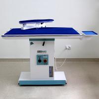 WERMAC C300S Professional промисловий прасувальний стіл прямокутний збільшений 140х70 см з рукавом