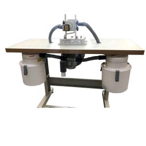 WJ-202EZ машина для очищення ниток на 2 робочих місця