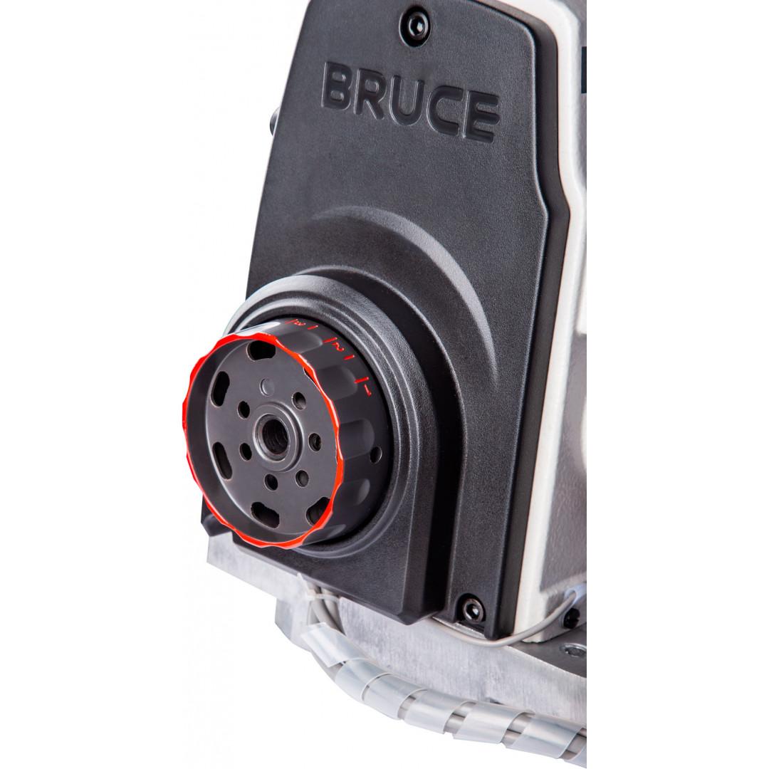 BRUCE BRC-X3-4-M2-24, 4-нитковий промисловий оверлок з вбудованим серводвигуном -6