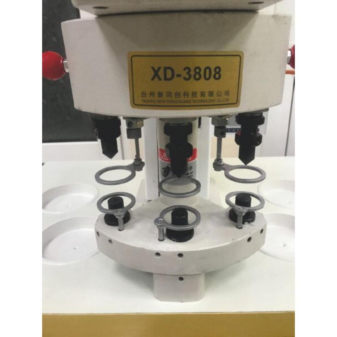 Прес для фіксації металофурнітури XD-3808-2