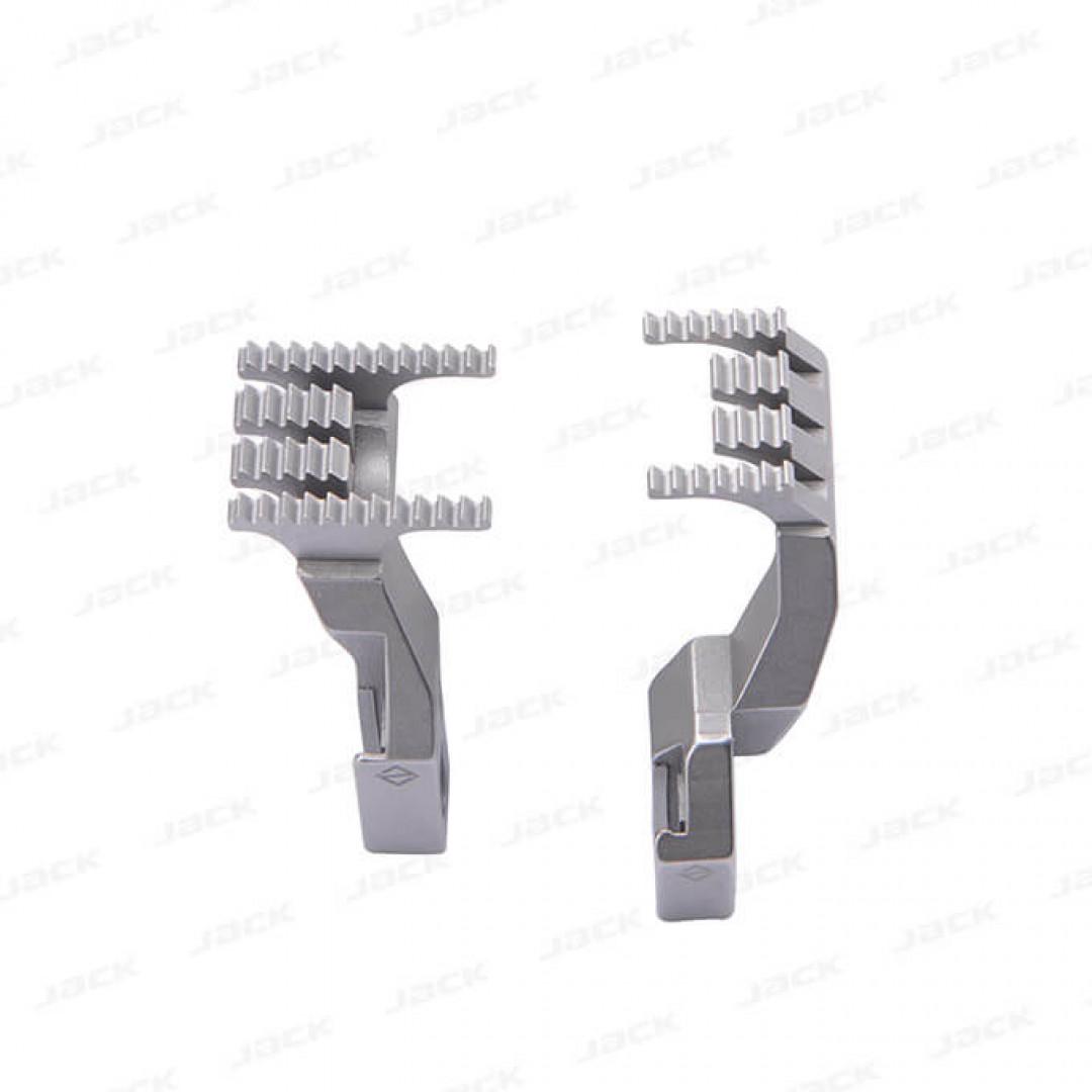 Комплект зубчастої рейки 3011400700 на плоскошовну машину з плоскою платформою