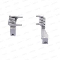 Комплект зубчастої рейки 3021400100 на плоскошовну машину з циліндричною платформою