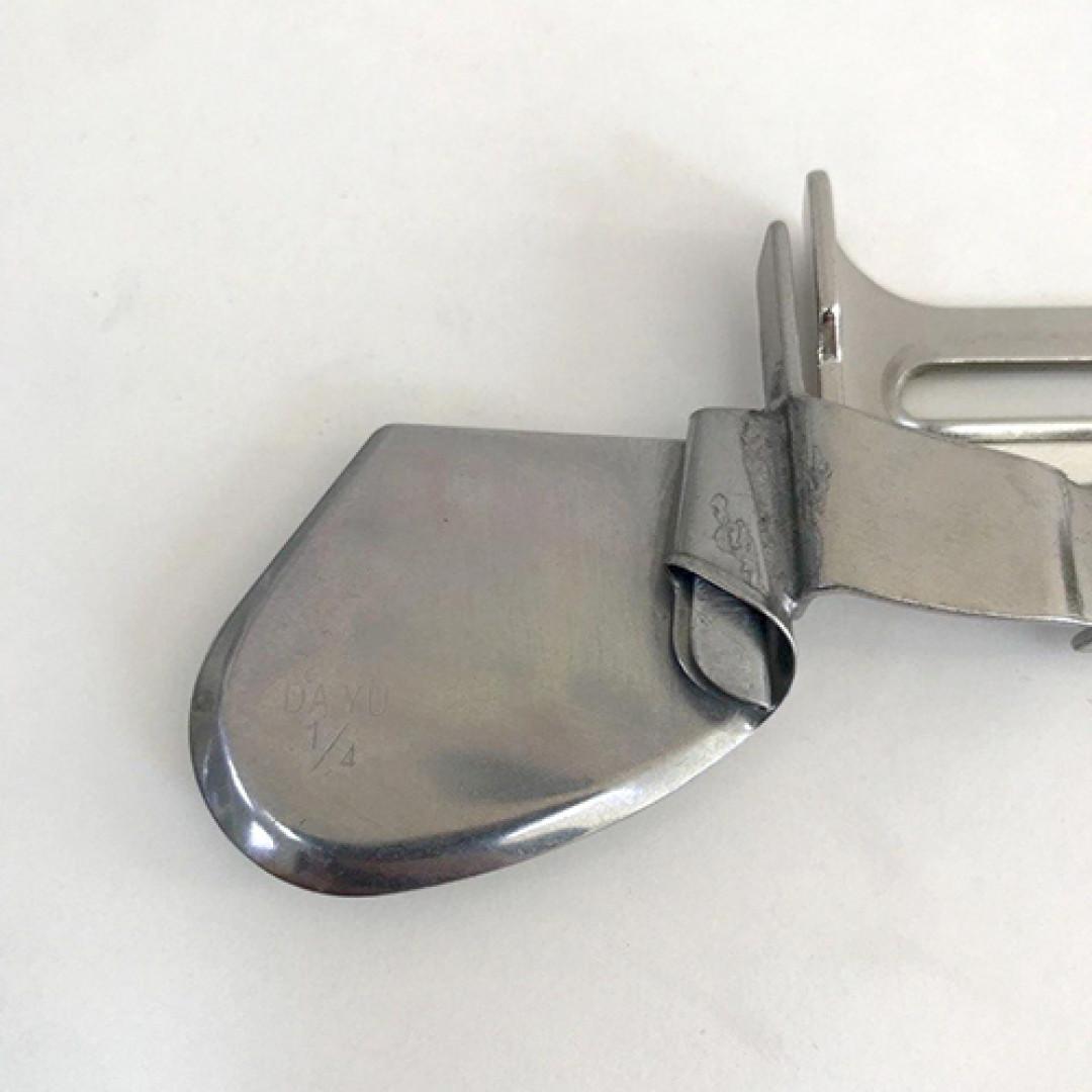 A11/S72L 1/4M 6.4 мм пристосування для підгину края відкидне-2