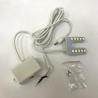 PURUIS PS-U10 енергозберігаючий світильник з 10-ю світлодіодами