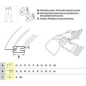 пристрій малої механізації для швейних машин