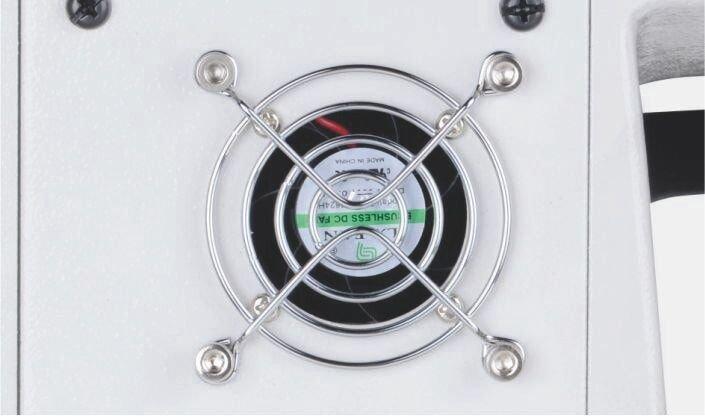 BRUCE BRC-T1790BK-2 Система охолодження