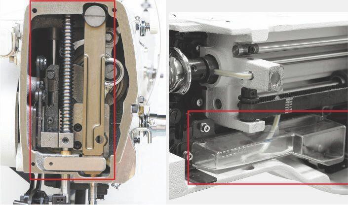 BRUCE BRC-T1790BK-2 Закрита система змащення