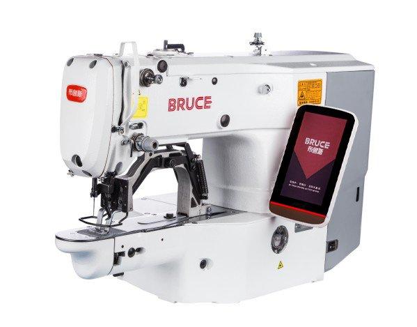 BRUCE BRC-T1900GSK закріпочна машина з комп'ютером