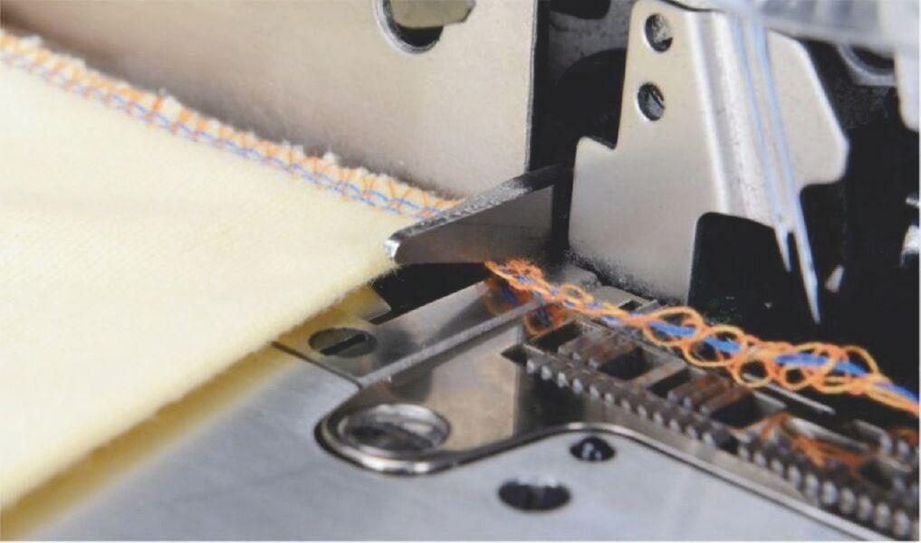 BRUCE BRC-B5-5-O3/333 Автоматична обрізка ланцюжка ниток