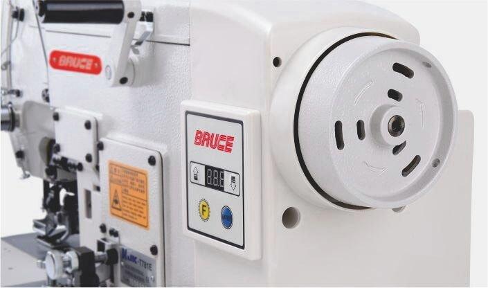 BRUCE BRC-T783E Встроенный сервомотор