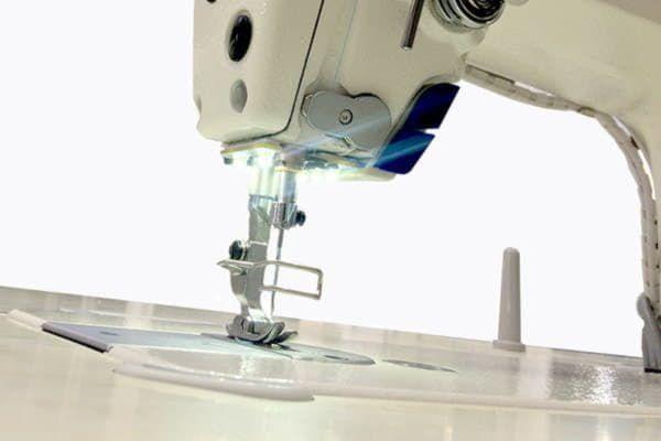 JAKI H5-5 LED підсвічування зони шиття на кнопочному блоці