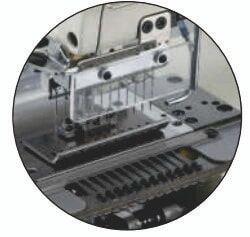 Kansai Special FX-4412P-UTC Пневматична система автоматичної обрізки ниток